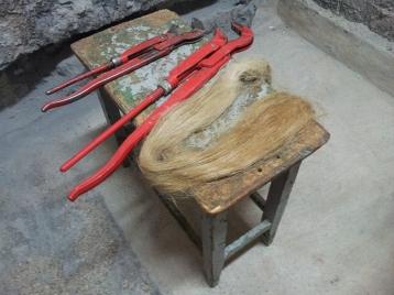 narzędzia do rur i tortur