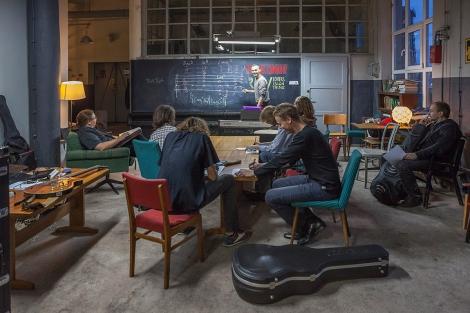 Nowy semestr w Szkole MarkaKądzieli