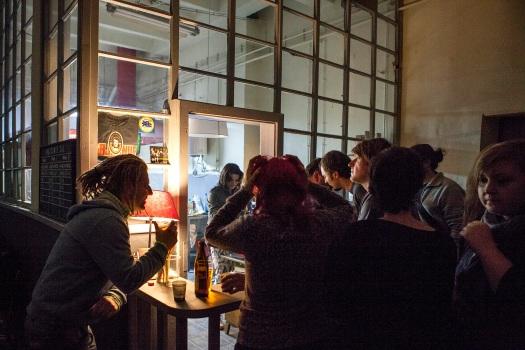 Bar w Bajkonurze